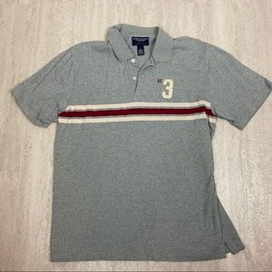 American Eagle Outfitters polo grey #3 large